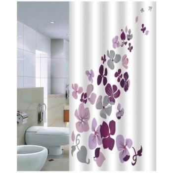 Шторка для ванной Violette DR-50026