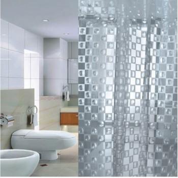 Шторка для ванной 3D Odalisque DR-50038