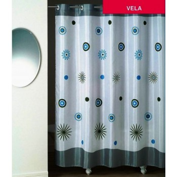 Шторка для ванной Vela DR-60015
