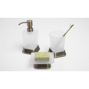 Набор аксессуаров для ванной WasserKRAFT Exter 5500