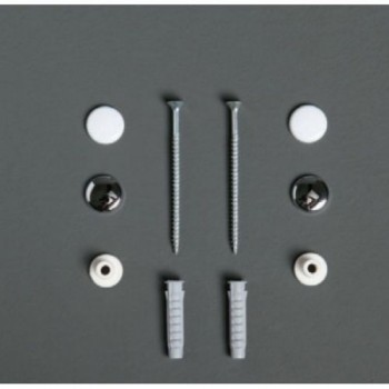 Комплект креплений для напольного унитаза или биде Simas F90