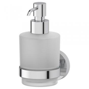 Дозатор для жидкого мыла настенный матовое стекло Artwelle HAR 015