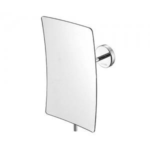 Зеркало настенное прямоугольное с увеличением (х3) Wasserkraft K-1001