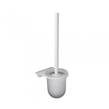 Ершик для унитаза подвесной белый Kammel K-8327WHITE