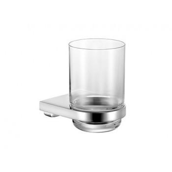 Стакан для зубных щеток стеклянный Keuco Moll 12750.019000