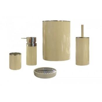 Набор аксессуаров для ванной Lenox M-E31-09 бежевый