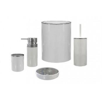 Набор аксессуаров для ванной Lenox M-E31-01 белый