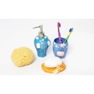 Набор аксессуаров для ванной Wasserkraft Lippe K-8100 детский