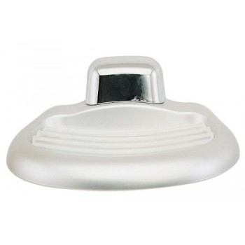 Мыльница белая Primanova M-024012