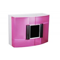 Шкафчик для ванной Primanova с зеркалом M-09322