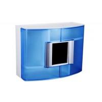 Шкафчик для ванной Primanova с зеркалом M-09323