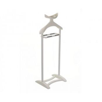 Вешалка для одежды напольная Primanova белая M-B20-01