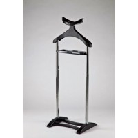 Вешалка для одежды напольная Primanova черная M-B20-06