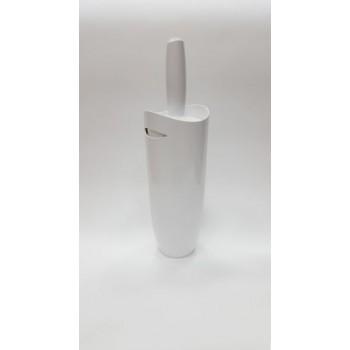 Ерш для туалета Primanova M-E05-01 белый