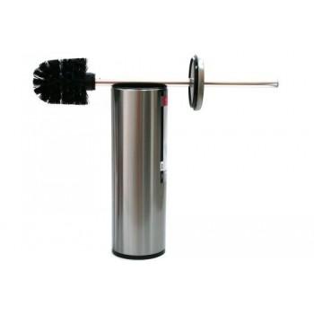Ершик для унитаза металлический M-E42-30-06