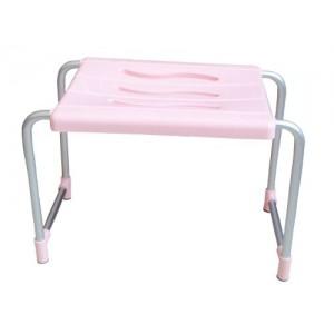 Стул для ванной Primanova M-KV02-03 розовый