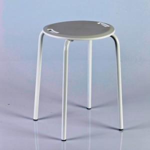 Стул для ванной белый M-KV18-01