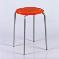 Стул для ванной оранжевый M-KV18-08