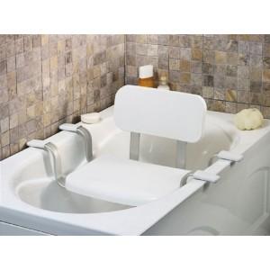 Сиденье для ванны со спинкой Primanova M-KV25-01