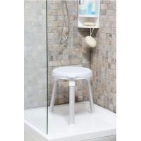 Стул для ванной для пожилых людей с поворотным сиденьем Primanova M-KV27-01