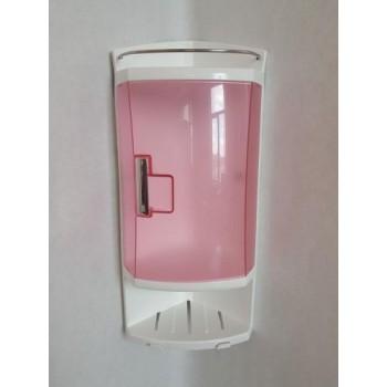 Шкафчик для ванной комнаты Primanova M-S05-22 розовый