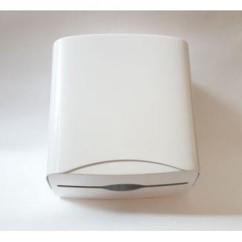 Диспенсер для бумажных полотенец Primanova P40-01 белый