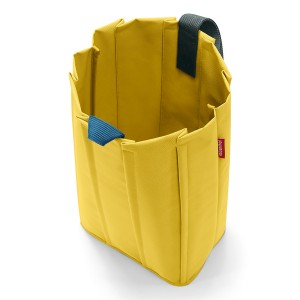 Корзина для белья Laundrybag M bamboo PA2026 желтая