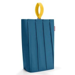 Корзина для белья Laundrybag M petrol PA4009 синяя