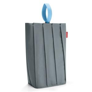 Корзина для белья Laundrybag M basalt PA7043 темно-серая