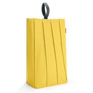 Корзина для белья Laundrybag L bamboo PB2026 желтая