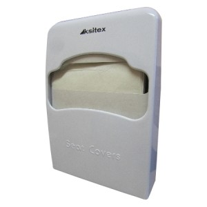 Диспенсер для одноразовых сидений на унитаз Ksitex PTC-506-1/4