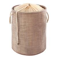 Корзина для белья мягкая Casy Home SP-002 коричневая