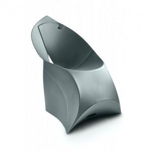 Стул Flux Chair серый антрацит