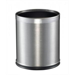 Мусорное ведро без крышки Primanova (10л) D-14664 металлическое