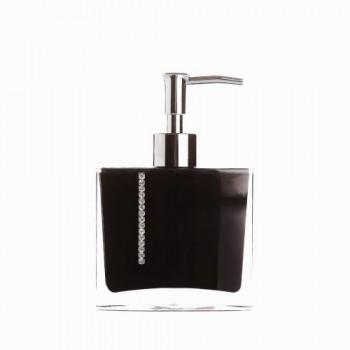 Дозатор для жидкого мыла Roma D-14710 черный