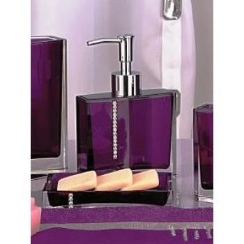 Дозатор для жидкого мыла Roma D-14720 фиолетовый