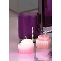 Стакан для зубной пасты Roma D-14723 фиолетовый