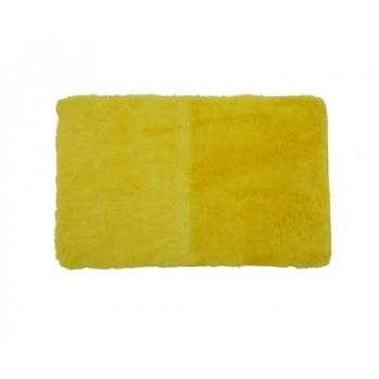 Коврик для ванной желтый Supersoft D-18502