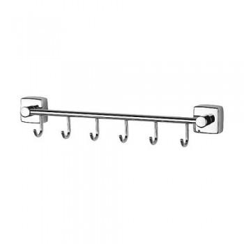 Планка с 6-ю крючками 35 см ESP027