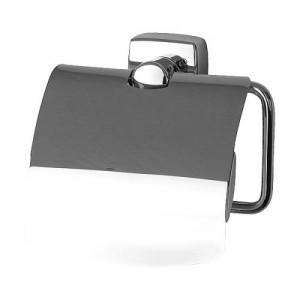 Держатель для туалетной бумаги с крышкой ESP055