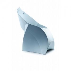 Стул Flux Chair голубой