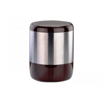 Ведро для мусора коричневое (6 л) Lima M-E06-10