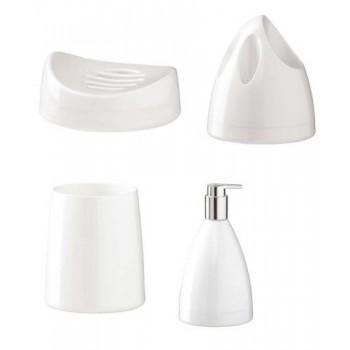 Набор настольных аксессуаров для ванной Koh-i-noor Scatto V