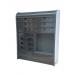 Шкафчик аптечка навесной Primanova M-09207 серый