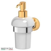 Дозатор для жидкого мыла настенный STI 105
