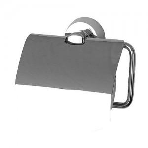 Держатель для туалетной бумаги с крышкой VIZ055