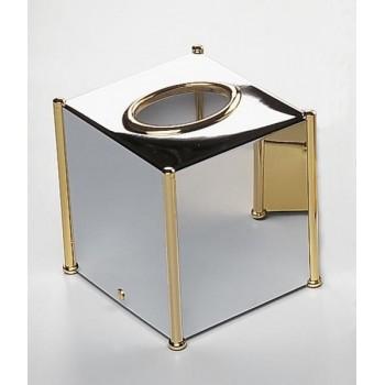 Салфетница-куб с вертикальным бортом большая PLAIN WINDISCH 87109CRO