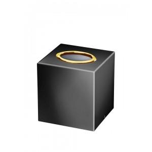 Салфетница кубическая Black WINDISCH 87704NO