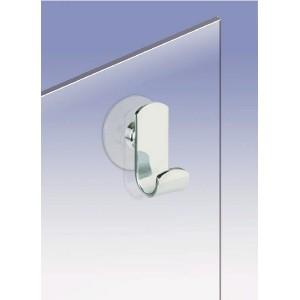 Крючок для душевой кабины на присоске WINDISCH 85043 Gold