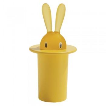 Футляр для зубочисток Magic bunny Alessi ASG16 Y